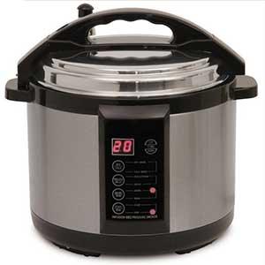 Gadget -  Slow Cook Pressure Cooker