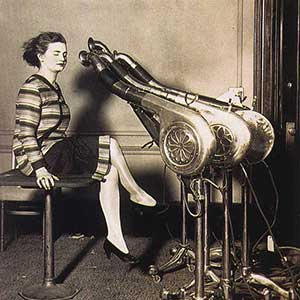 Amazing Gadgets - Vintage Hair Dryer