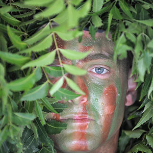 Military Survival Gear in Camouflage