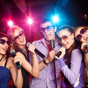 Experience Gifts Karaoke