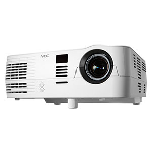 NEC VE281 Mobile Projector