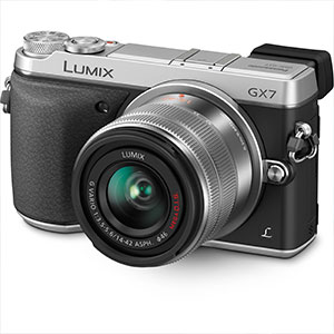 Panasonic Lumix DMC-G7 Camera