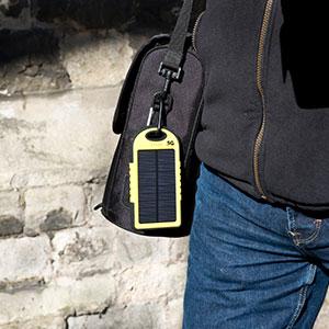 Stunning Gadgets 5000mAh Solar Battery Charger