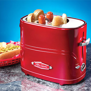 The Hot Dog Toaster