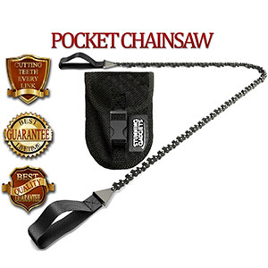 The Pocket Chainsaw