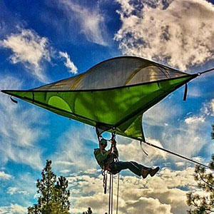 The Tent-hammock