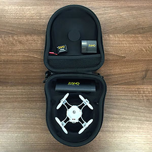Lantronix Zano Quadcopter
