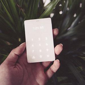 Light Phone by Kickstarter