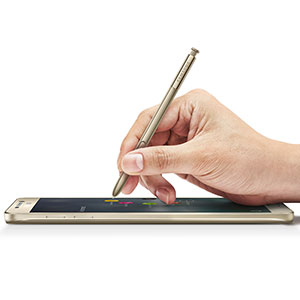 Samsung Galaxy Note 5 Appearance and Feel