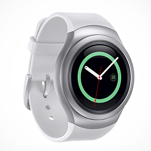 Design and Aesthetics Samsungs Gear S2