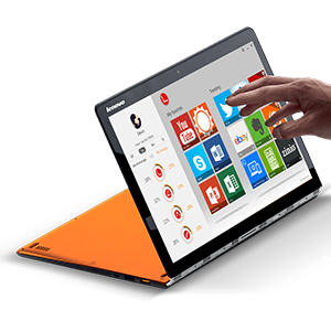 Tumbling Tablet Sales - Lenovo Yoga 3 Pro