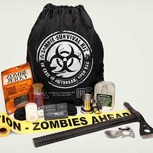 Zombie Survival Kit