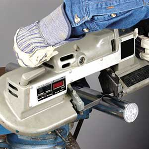Porta Band Saw and its portability