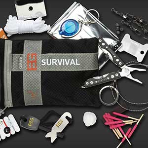 Survival Preparedness Plans and Paraphernalia